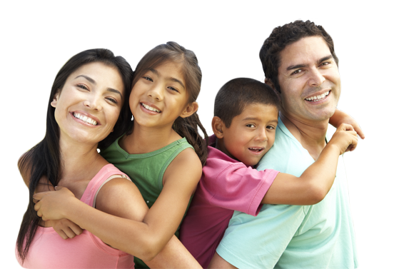 diverse-family-smiling